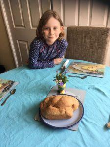 Kates EASTER bread