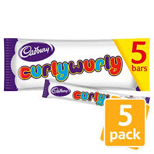 curly wurly 5